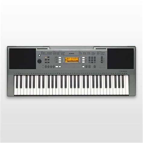 Keyboard Yamaha Psr E 353 New psr e353 overview yamaha united states