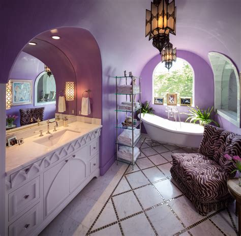per up easy ideas to give your bathroom instant spa
