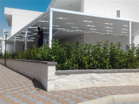 tettoie trasparenti per terrazzi coperture per tettoie trasparenti affordable beautiful