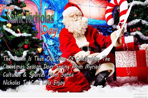 top happy st nicholas day merry christmas