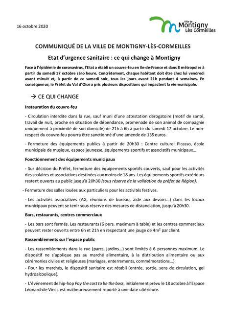 Calaméo - Etat Urgence communique