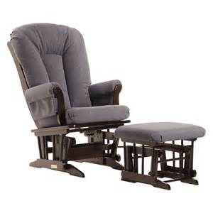 Dutailier Ultramotion Glider And Ottoman Dutailier Ultramotion Sleigh Platinum Glider And Ottoman Espresso Gray Gliders