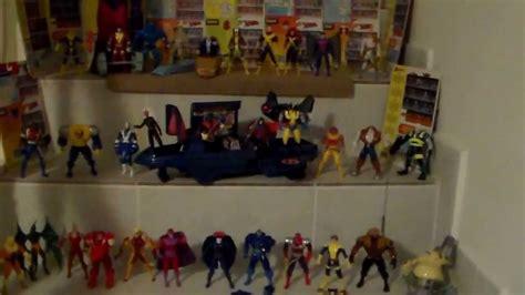 x figure collection uncanny biz figures collection