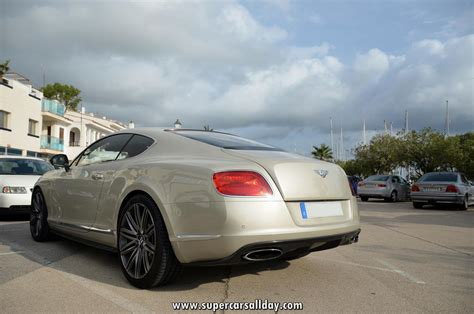 bentley all bentley continental gt speed 2013 supercars all day