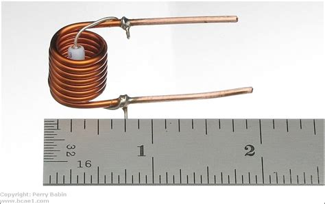 how an inductor is made for u principle of inductor