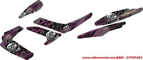 Striping Variasi Satria Fu 2016 Fi 1 striping motor satria fu skull stikermotor net