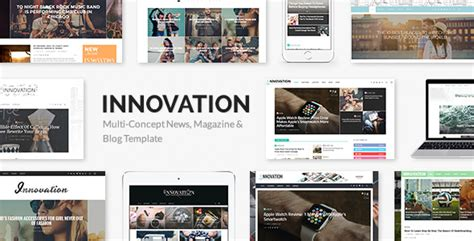 portal news manufacturing services unlimited hosting innovation multi concept news magazine blog theme by