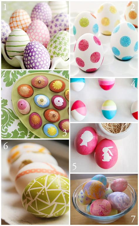 easter egg decorating pinterest more ways to decorate easter eggs the creative salad