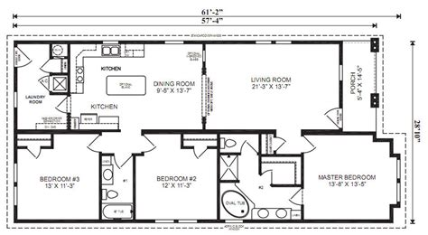mobile home floor plan home floor plans houses flooring picture ideas blogule