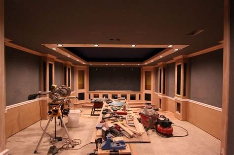 cinemar home theater construction thread page
