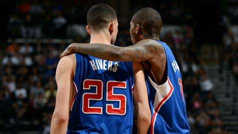 nba bench stats nba austin rivers provides spark off clippers bench
