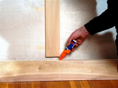 How To Finish Wainscoting Corners by How To Install Recessed Panel Wainscoting How Tos Diy