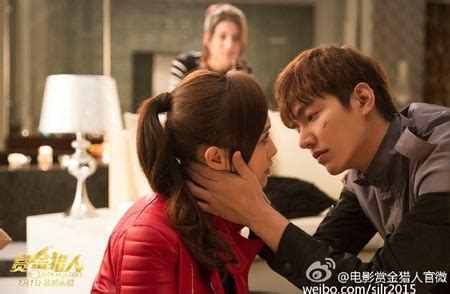 download film lee min ho bounty hunters lee min ho and tiffany tang up the chemistry in new