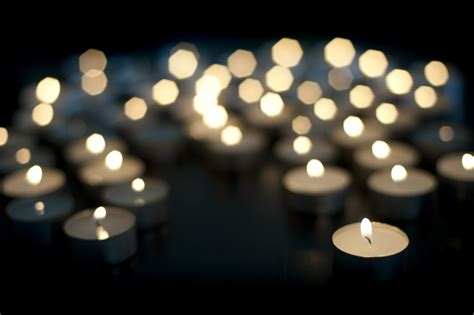 never out clear lights photo of candle light background free images