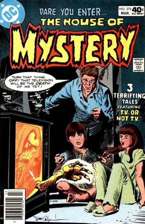 currents a lantern mystery lantern mysteries volume 1 books house of mystery vol 1 278 dc comics database
