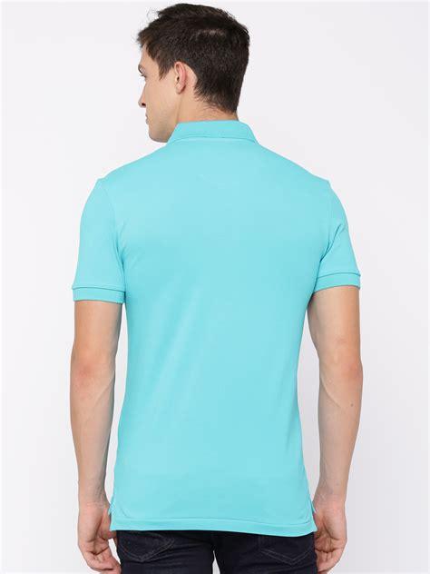 aqua color shirt u s polo aqua color cotton polo t shirt g3 mts5643