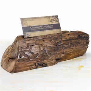 wooden business card holder for desk business card holder wooden office desk from creativewoodcraft
