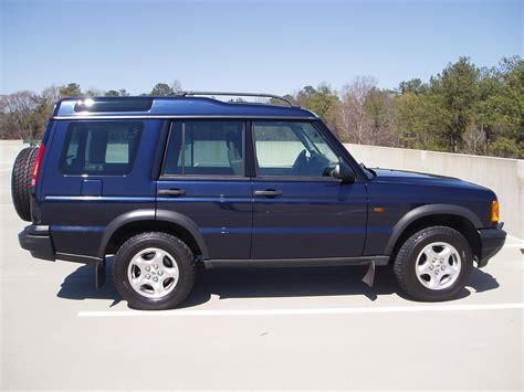 2000 land rover 2000 land rover discovery series ii information and