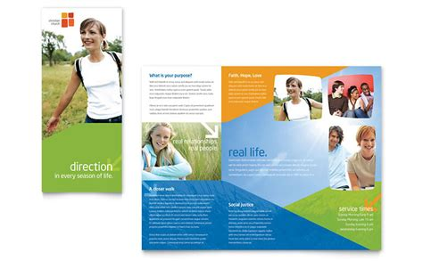 Church Youth Ministry Brochure Template Word Publisher Free Church Flyer Templates Microsoft Word
