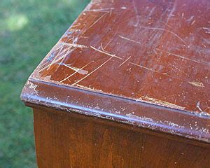 refinishing furniture how to remove the original