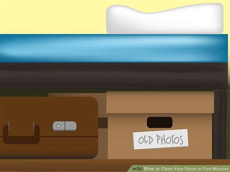 how to clean your room in 5 minutes how to clean your room in five minutes 13 steps with pictures