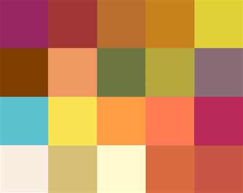 warm colors palette color theory 101 the spectrum explained nova ls