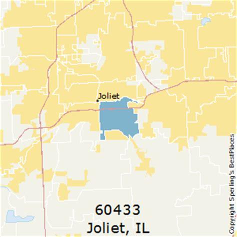 zip code map joliet il best places to live in joliet zip 60433 illinois