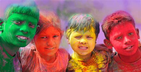 celebrate color celebrate holi with a colorful powder recipe