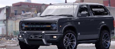2020 Ford Bronco Detroit Auto Show by 2020 Ford Bronco 2019 Ranger Announcement At Detroit