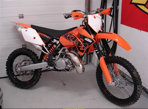 2007 Ktm 525 Exc Review Image Gallery 2007 Ktm Exc