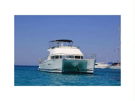 catamaran for sale in spain lagoon power 44 in spain power catamarans used 49485