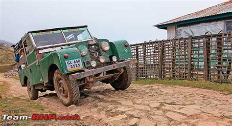 land rover darjeeling team bhp land rover support group
