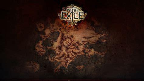 path  exile fond decran hd arriere plan