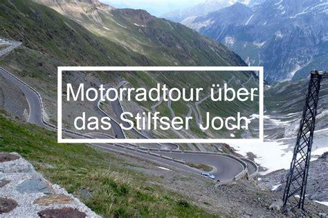 Stilfserjoch Motorrad by Motorradtouren