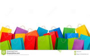 colorful purses background with colorful shopping bags discount c stock