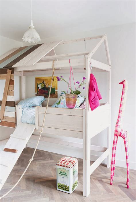 bunk bed house rafa kids house bed for kids trend