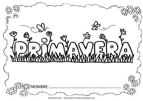 el libro de la primavera kinderland mi mundo infantil libro primavera 3 primavera