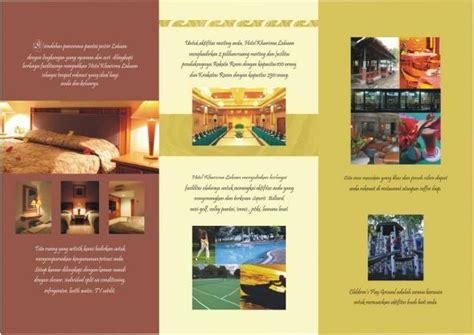 contoh brosur hotel  bahasa inggris viral news top