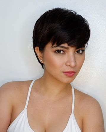 pfilipina actress with short hair the six fix perfect pixie role models for women who want