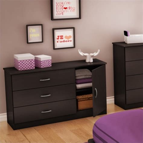 South Shore Libra Dresser by South Shore Libra Dresser In Chocolate 3159028