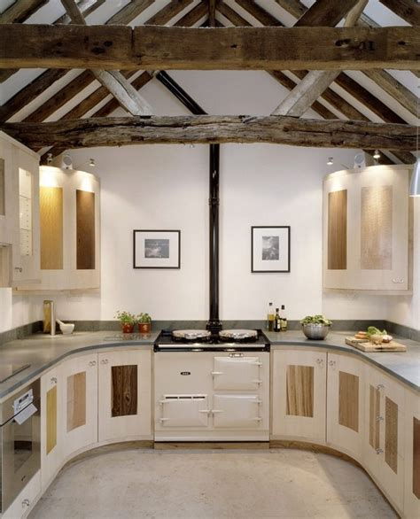 barn kitchen barn turned into a contemporary home in surrey