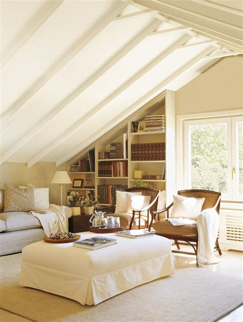 30 attic living room ideas adorable home