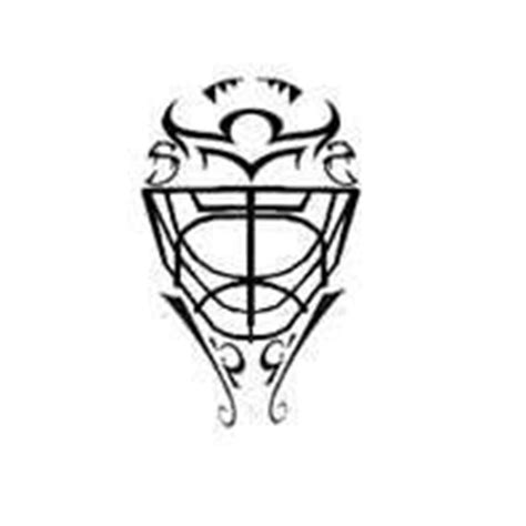 goalie tattoo designs hockey goalie mask tattoos goalie