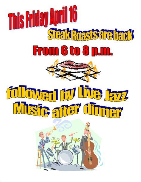 bar flyer 5 16 10 club events