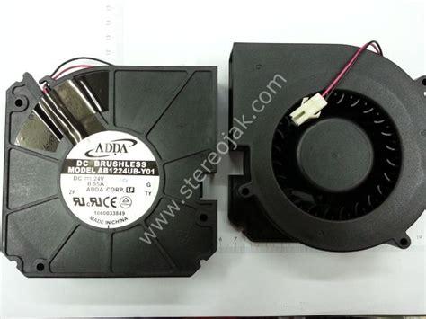 Fan Dc 12 Volt 6 Cm Sunon 12 cm blower fan 24 volt ab1224ub y01 dc 24v 0 55a