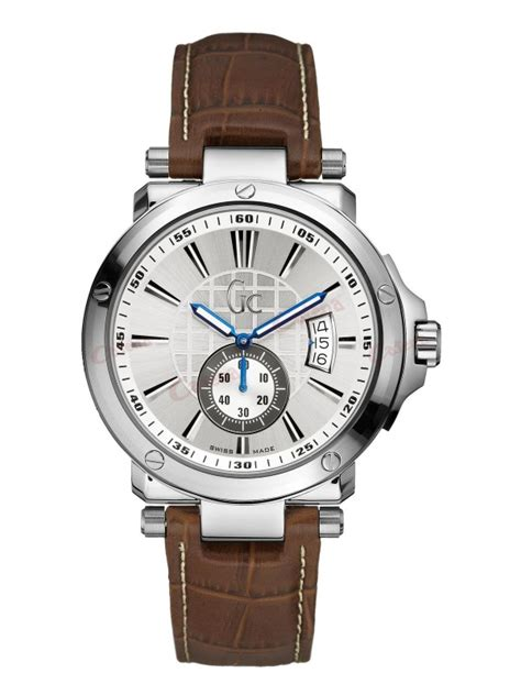 Guess Gc Leather guess collection rown leather x65006g1s