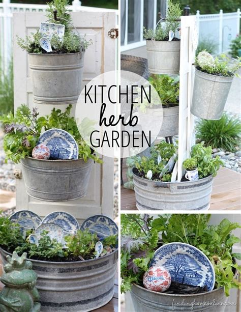 diy herb garden 35 creative diy herb garden ideas