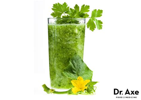 Detox Easy 123 by Green Machine Detox Juice Recipe Dr Axe