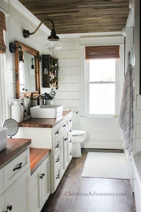 farmhouse bathroom ideas   astonish