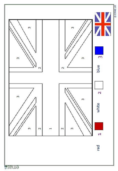 uk flag colors dll dual language learning 171 emasuk